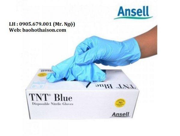 găng tay chống hóa chất nitrile xuất xứ thái lan