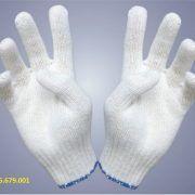 sản xuất găng tay len sợi
