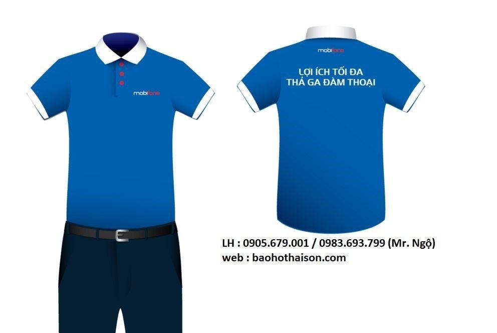 nhận may áo thun đồng phục giá rẻ