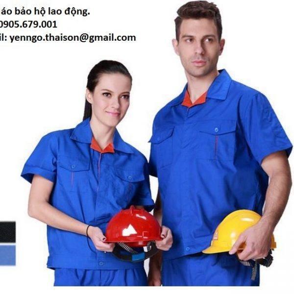 may áo bảo hộ lao động giá rẻ