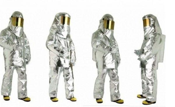 quần áo chống cháy chất lượng