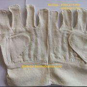 sản xuất và cung cấp găng tay vải bạt