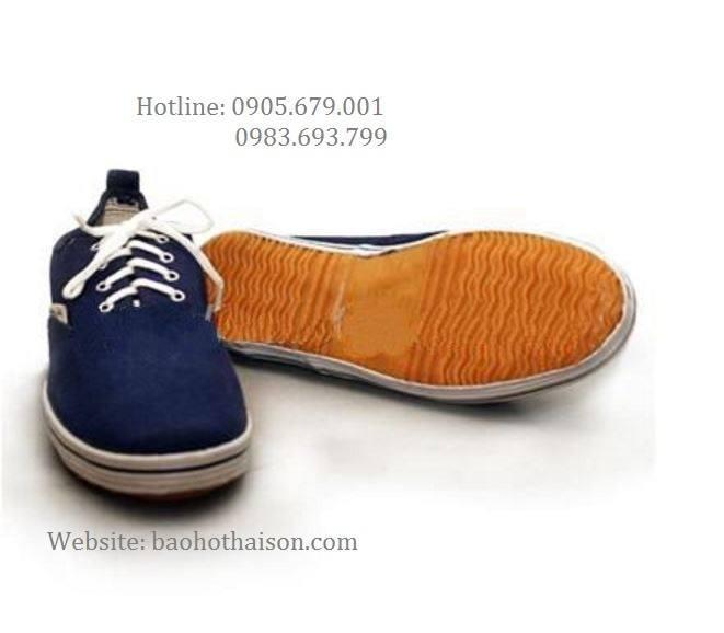 giày vải thượng đình loại cột dây