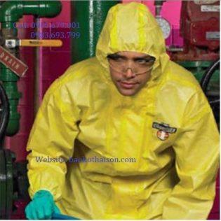 quan áo chống hóa chất dupont
