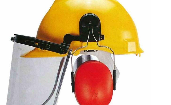 Nón bảo hộ Proguard HG2 có thể kết hợp với các thiết bị bảo hộ khác