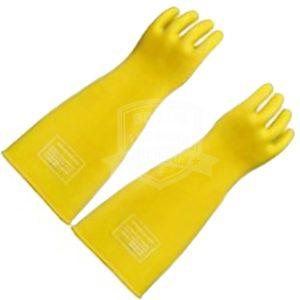 Găng tay cao su cách điện 10kv