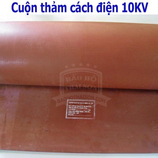 Cuộn thảm cách điện 10kv