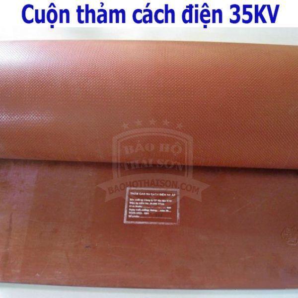 Cuộn thảm cách điện 35kv