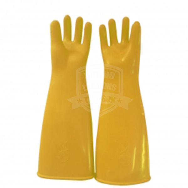 Găng tay cao su cách điện 24kv