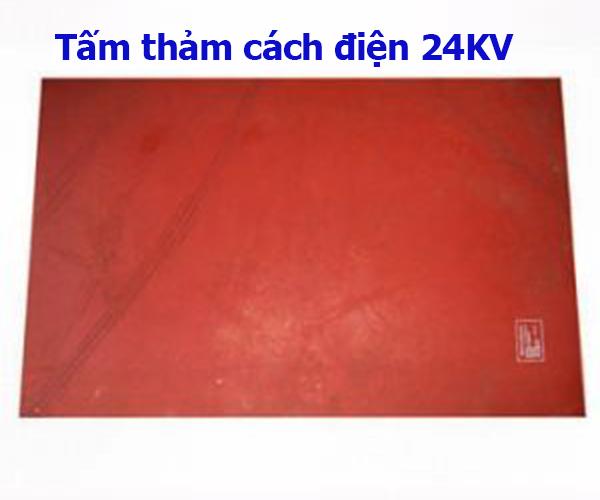 Thảm cách điện 24KV