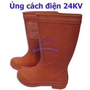 Ủng cao su cách điện 24 KV