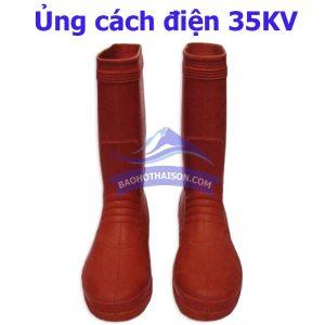 Ủng cách điện 35 KV