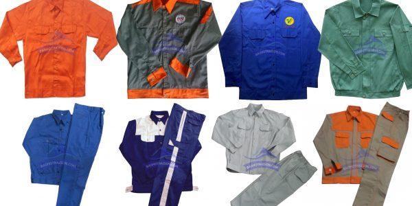 May đồng phục lao động chất lượng