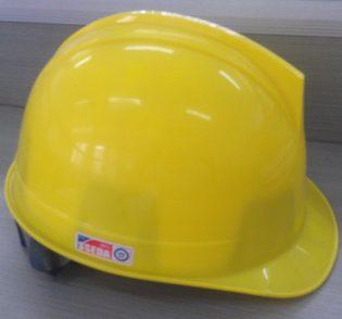 Nón bảo hộ lao động sseda hàn quốc màu vàng