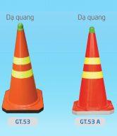 Cọc tiêu giao thông nhỏ dạ quang gt53