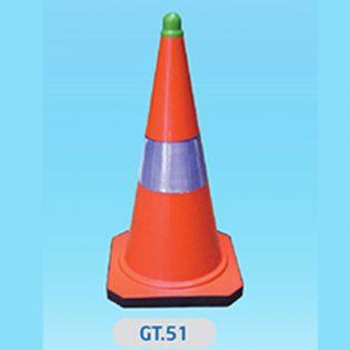 Cọc tiêu giao thông phản quang loại nhỏ gt51
