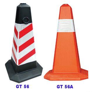 Cọc tiêu giao thông phản quang vuông gt56