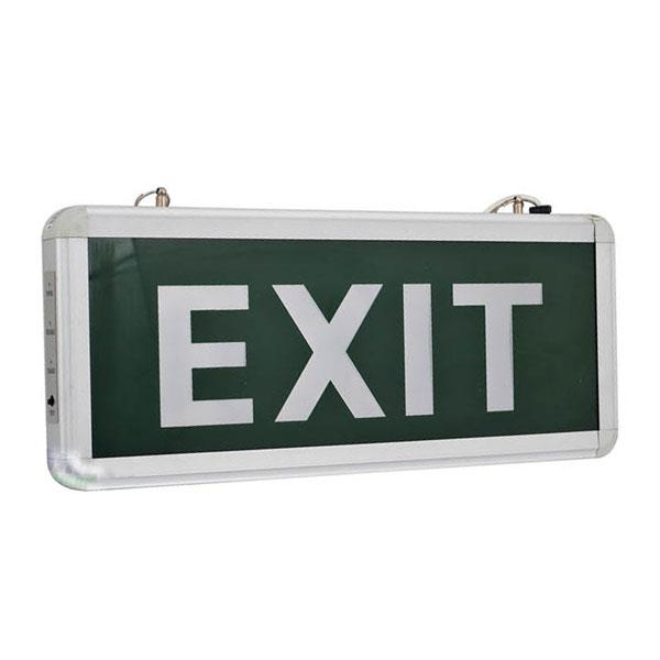 Đèn exit thoát hiểm hình chữ nhật