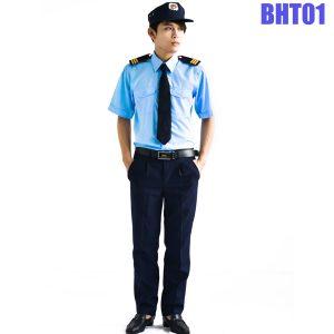 Đồng phục bảo vệ BHT01