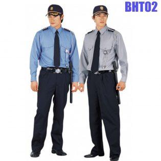 Đồng phục bảo vệ BHT02