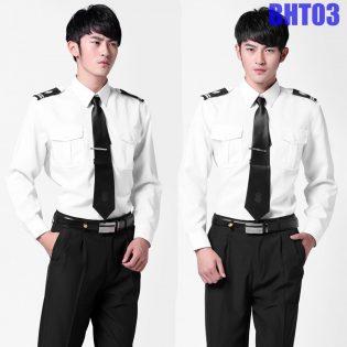 Đồng phục bảo vệ BHT03