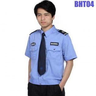 Đồng phục bảo vệ BHT04