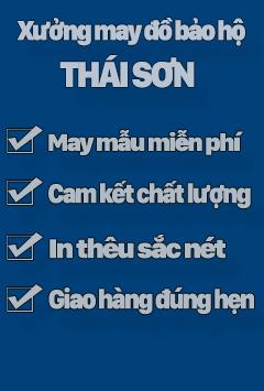 Xưởng may đồ bảo hộ Thái Sơn