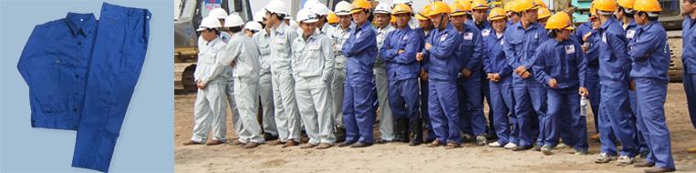 Quần áo bảo hộ lao động xây dựng
