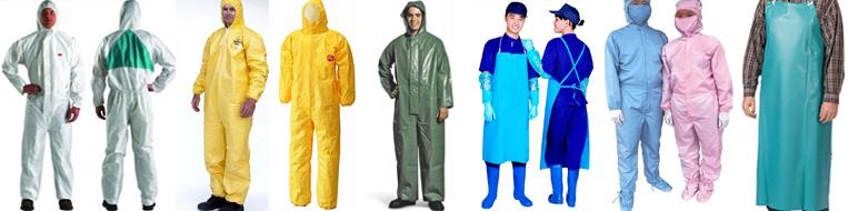 Quần áo chống hóa chất chất lượng