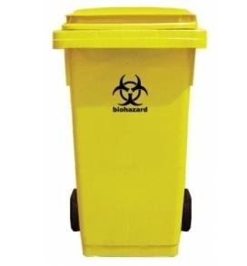 Mẫu thùng rác nhựa composite